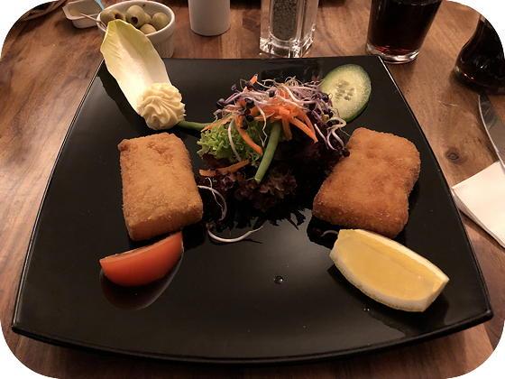 Brasserie Sofie - Geraardsbergen kaaskroketten