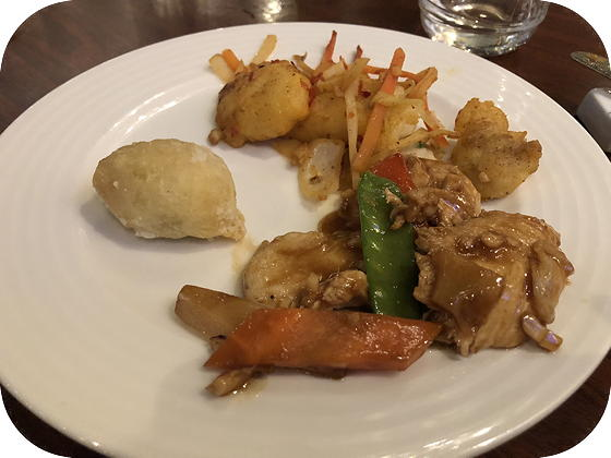 Tzong Don Oosterwolde buffet