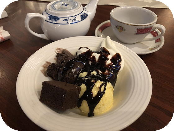 Tzong Don Oosterwolde dessert