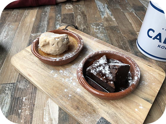 Tres Veenendaal desserts
