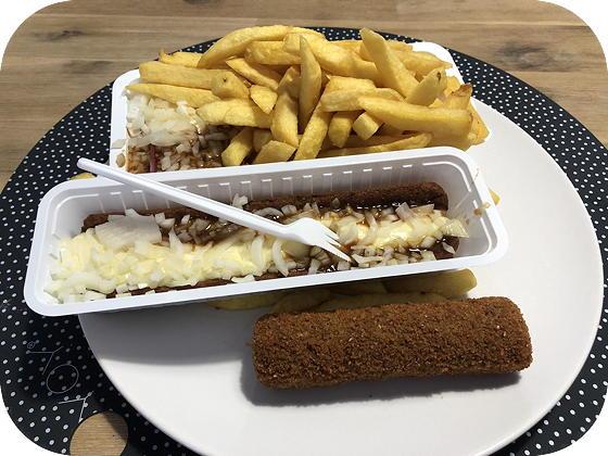 Cafetaria 't Hoekje Veenendaal