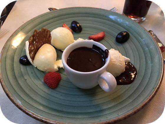 Restaurant Leafs Appelscha Dame blanche