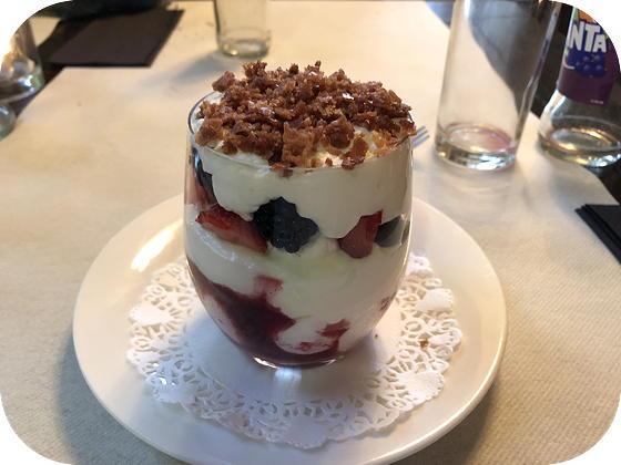 Restaurant Leafs Appelscha Griekse yoghurt