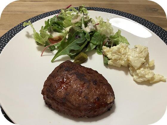 Vegetarische Biefstukc