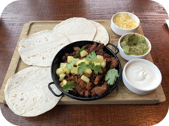 Proeflokaal Bregje Veenendaal taco al pastor