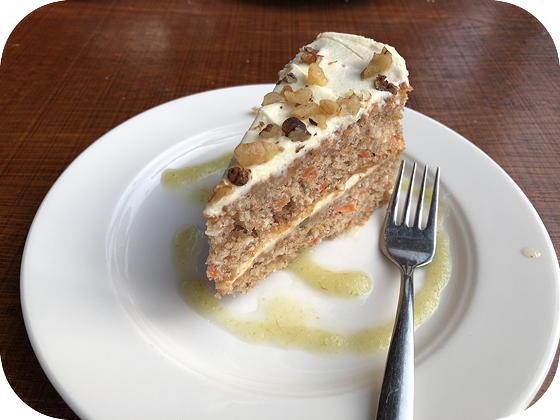 Proeflokaal Bregje Veenendaal carrotcake