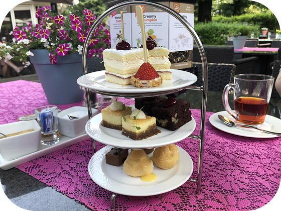 High Tea bij Vendel Veenendaal zoete high tea