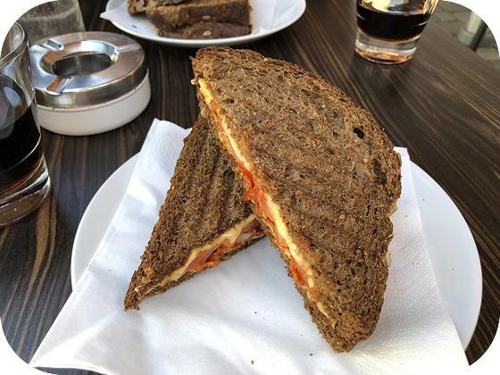Lunchroom 0318 Veenendaal tosti oude kaas