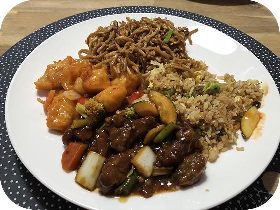 Phoenix Express Veenendaal Chinese bami, Chinese nasi, kip, ossenhaas