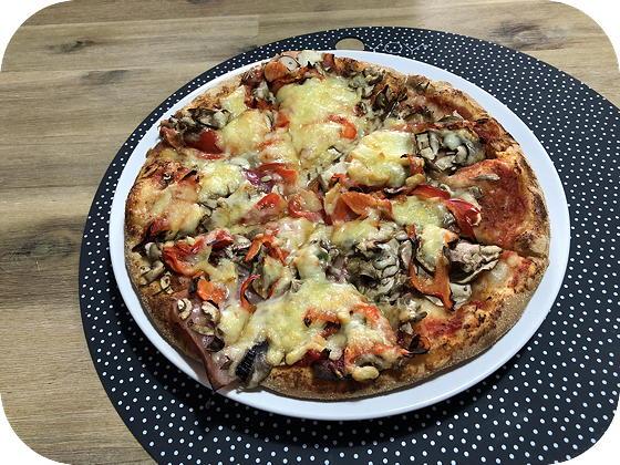 Pasta & Pizza van Da Asporto Veenendaal four seasons