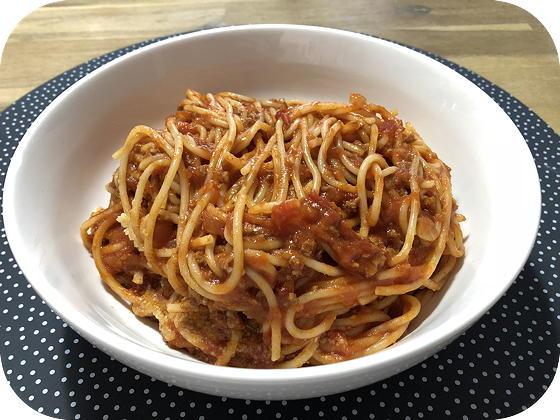 Pasta & Pizza van Da Asporto Veenendaal spaghetti bolognese