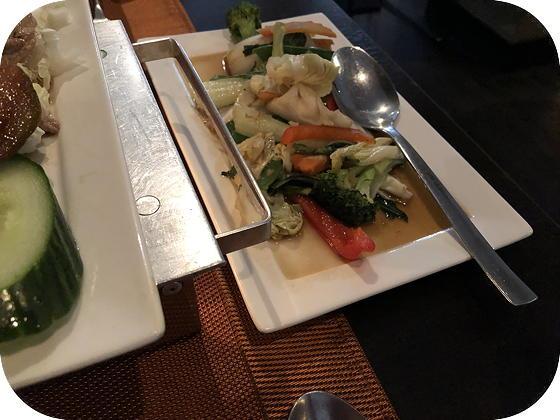 My Asia Wageningen gemengde groenten met oestersaus