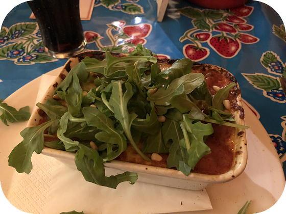 Nonna's op Vossemeren Lommel cannelloni