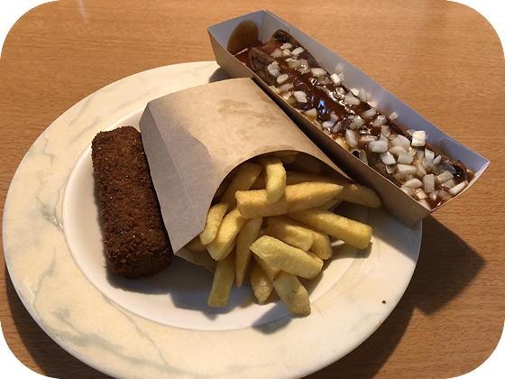 Snacks op Vossemeren Lommel