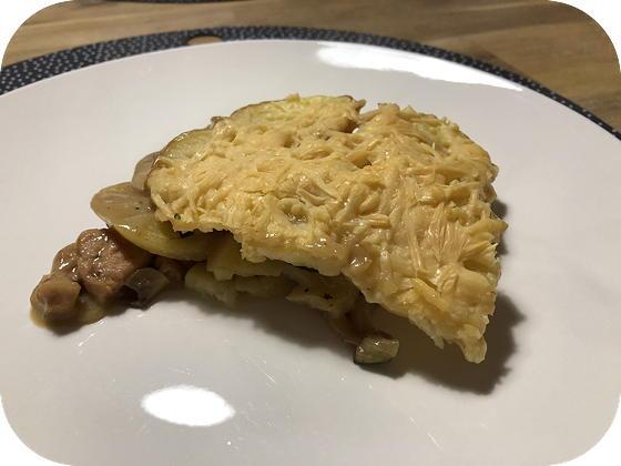 Aardappellasagne