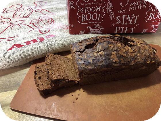 oud-Hollandse Speculaascake