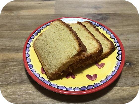 Citroencake van Koopmans