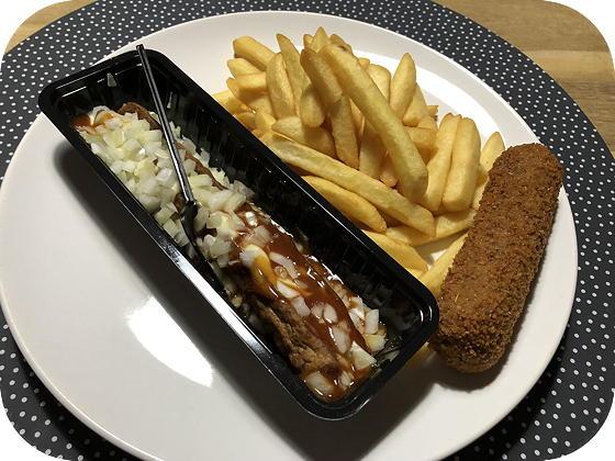Snacks van Cafetaria de Molen Veenendaal