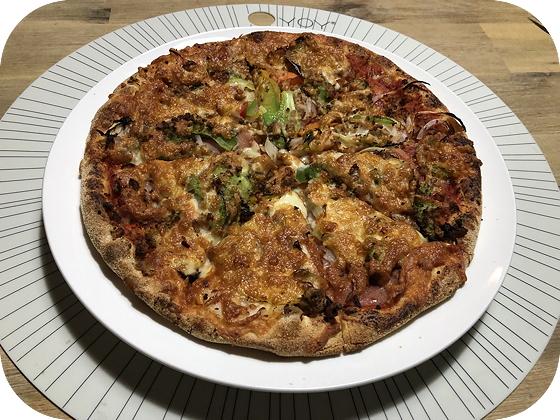 Pizza's van Da Asporto Veenendaal Pizza New Yorker