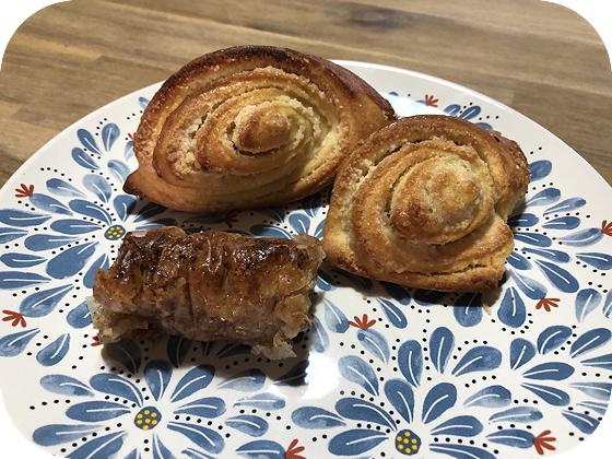 Zoete Broodjes en Baklava