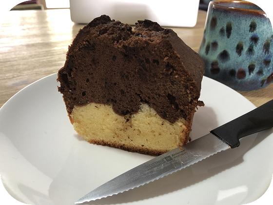 Chocolade Vanille Cake