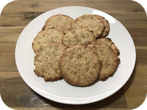 Koek met Krokante Ontbijtgranen