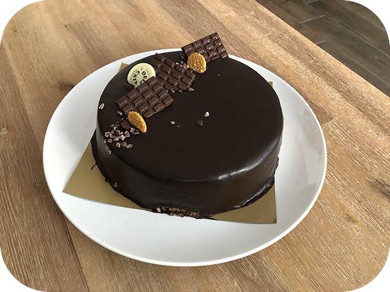 chocoladetaart albert heijn delicata