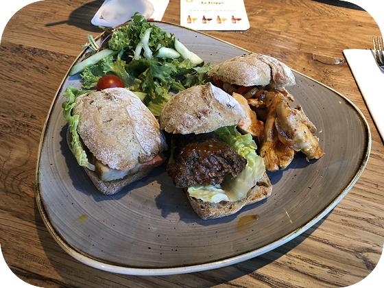 Lunchen bij de Beren Veenendaal
