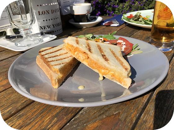 Lunchen bij El Dorado Woudenberg