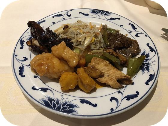 Chinees Buffet bij Mandarin Amersfoort