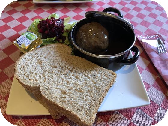 Lunchen bij Boerderij Molenberg Burgh-Haamstede