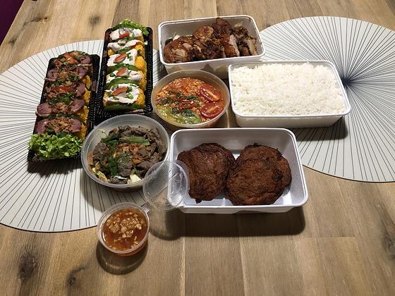 Thai Sushi en Thai Tapas van Happy Thai Wok Ede