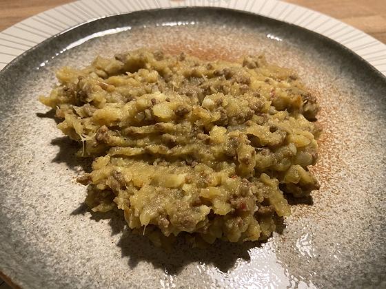 Hete Bliksem van Zoete Aardappel