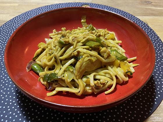 Koken voor 2: Thaise Curry