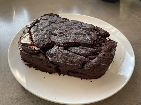 Brownie uit de Airfyer