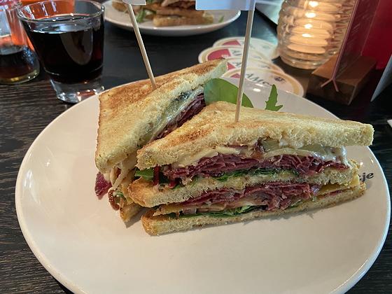 Lunchen bij Loetje in Gorssel