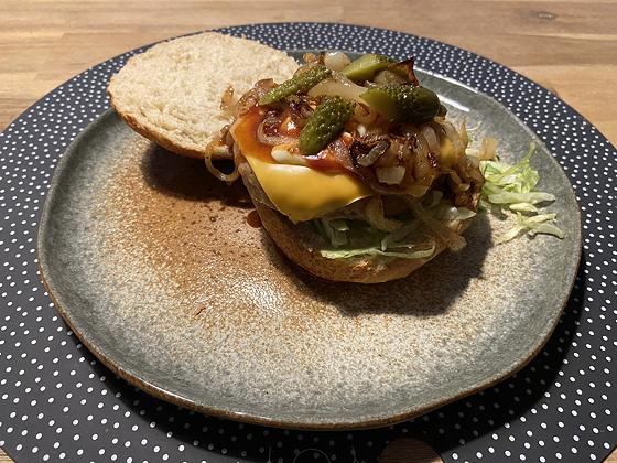 Broodje Kipburger