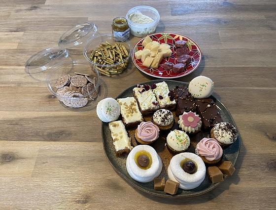 Paasbox van Cupcakerij en Zuivelhoeve Veenendaal