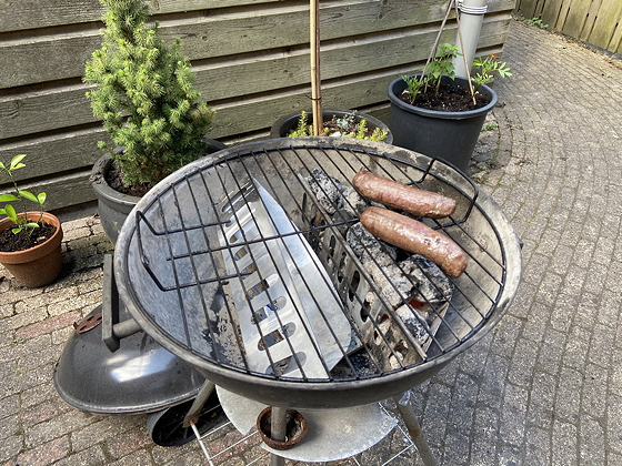Barbecue runderworst