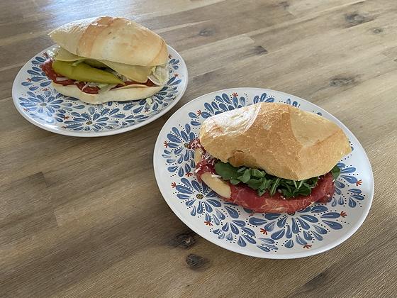 Broodjes van Bollo Panino Veenendaal