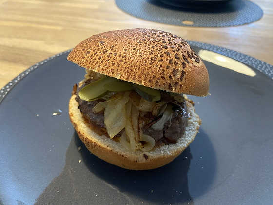 Broodje Bommelburger
