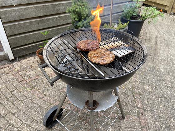 Barbecue Umaburgers
