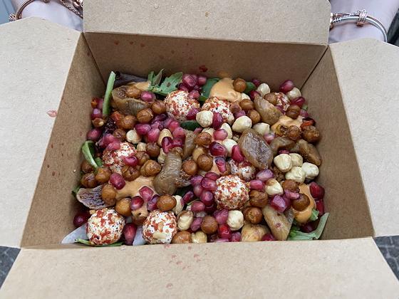 Salades van Bite Veenendaal