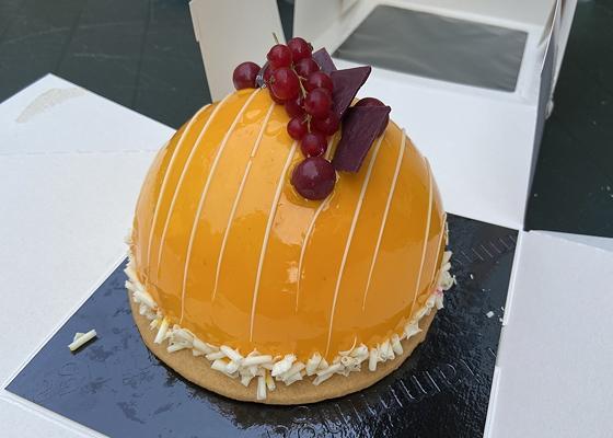 Verjaardagstaart van Tamminga Veenendaal