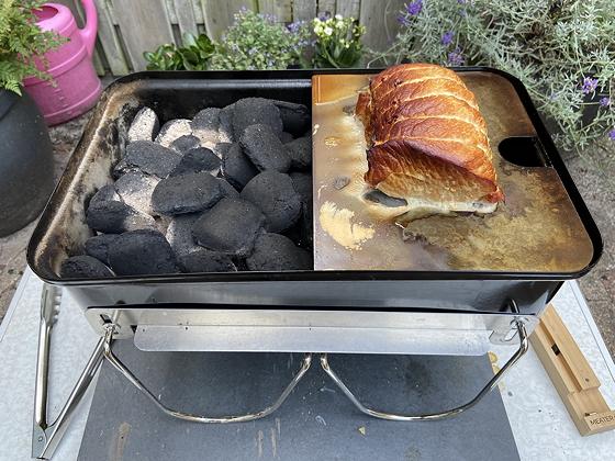 Rollade van de Barbecue