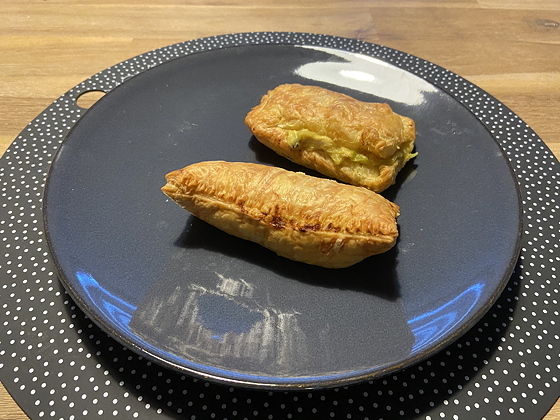Kip Kerrie Broodjes uit de Airfryer