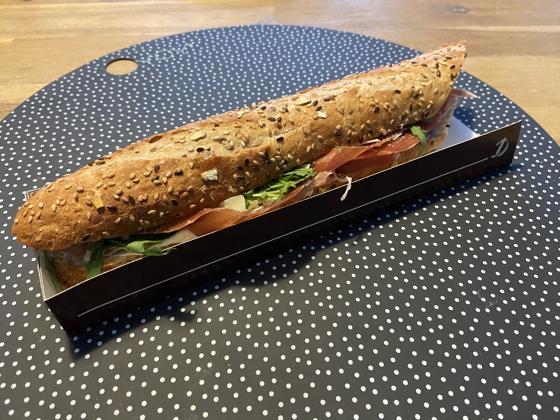 Belegde Stokbroodjes van Délifrance Veenendaal