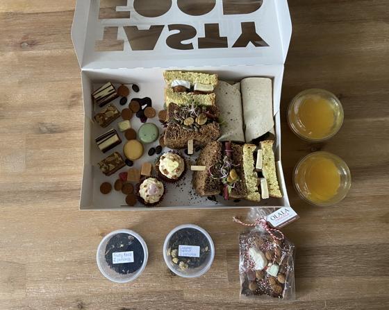 Sinterklaas High Tea van Barista Café Veenendaal