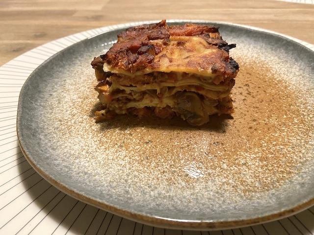 Kliekje Vegetarische Lasagne