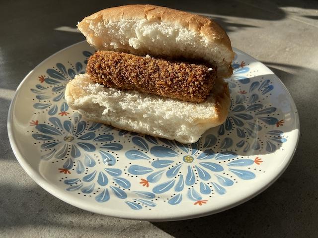 Britt's Broodje Kroket
